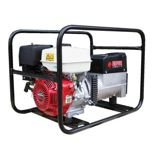 Генератор бензиновый Europower EP 200 X 3X230V для ж/д в Бодайбое