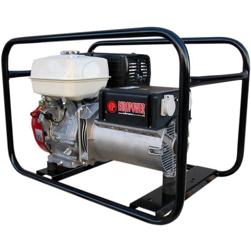 Генератор бензиновый Europower EP 6500 T 3X230V для ж/д в Бодайбое