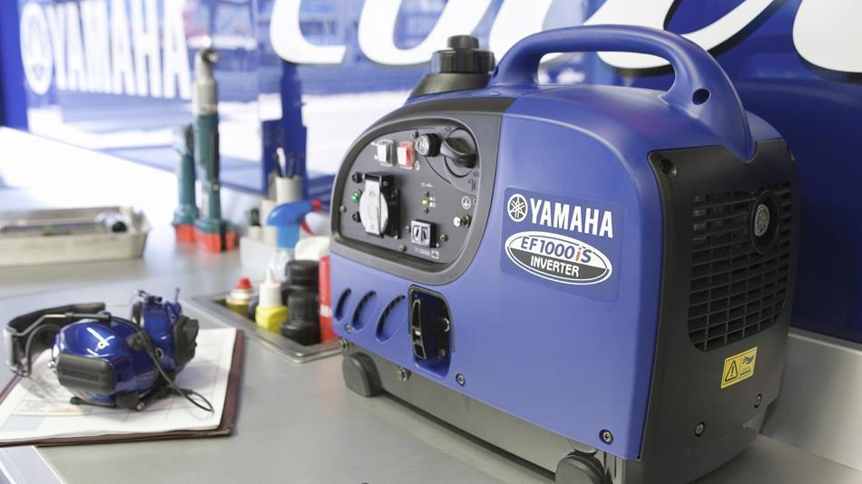 Генератор Yamaha EF1000 в Бодайбое