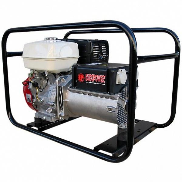 Генератор бензиновый Europower EP 6000 в Бодайбое