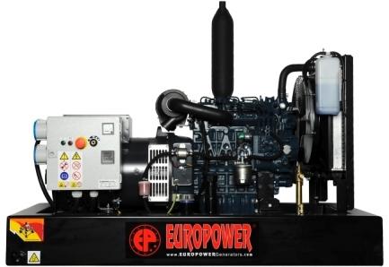 Генератор дизельный Europower EP 163 DE в Бодайбое