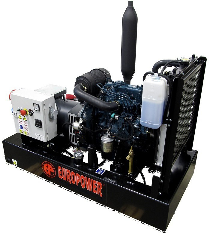 Генератор дизельный Europower EP 133 TDE в Бодайбое
