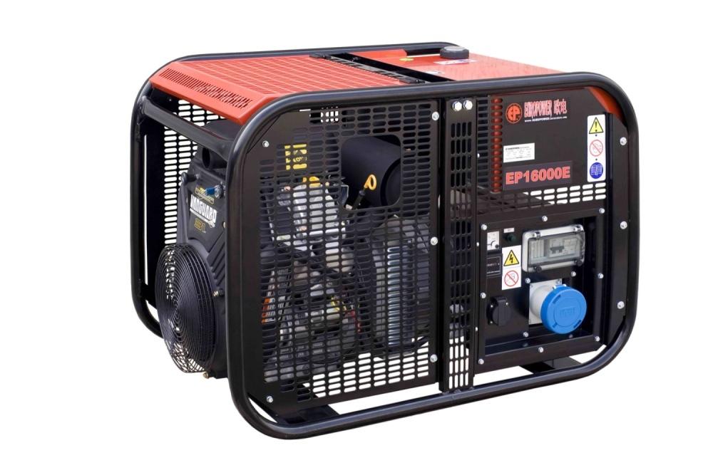Генератор бензиновый Europower EP 16000 E в Бодайбое