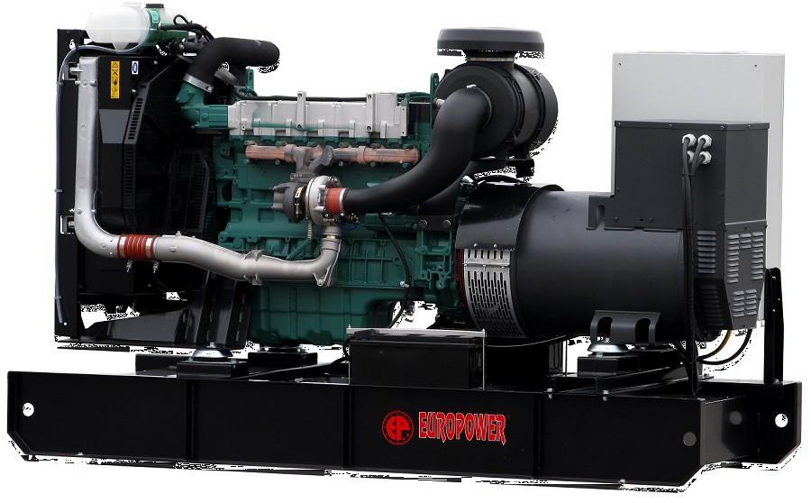 Генератор дизельный Europower EP 180 TDE в Бодайбое