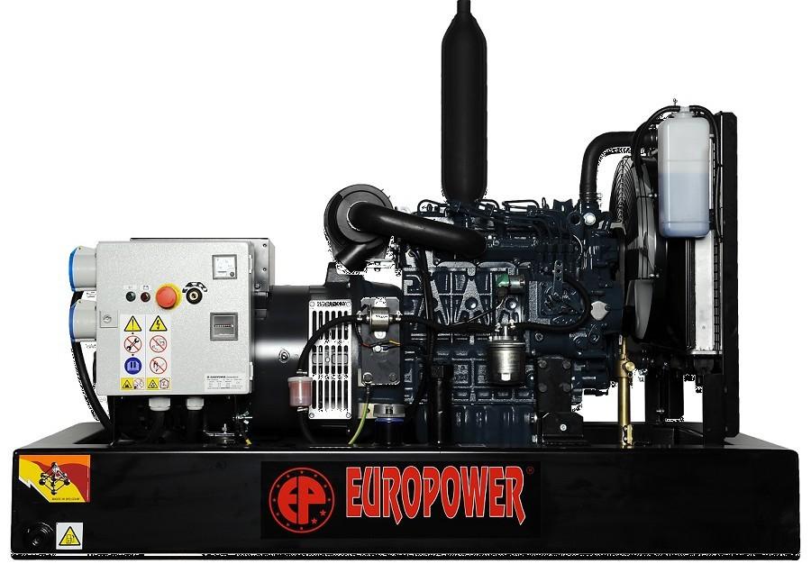 Генератор дизельный Europower EP 193 DE в Бодайбое