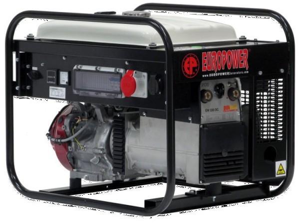 Генератор дизельный Europower EP 200  X/25DC в Бодайбое