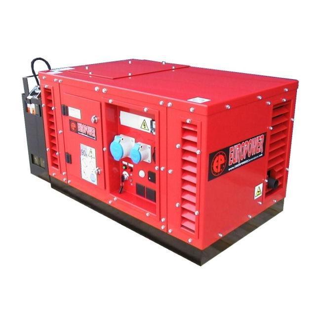 Генератор бензиновый Europower EPS 10000 E в Бодайбое