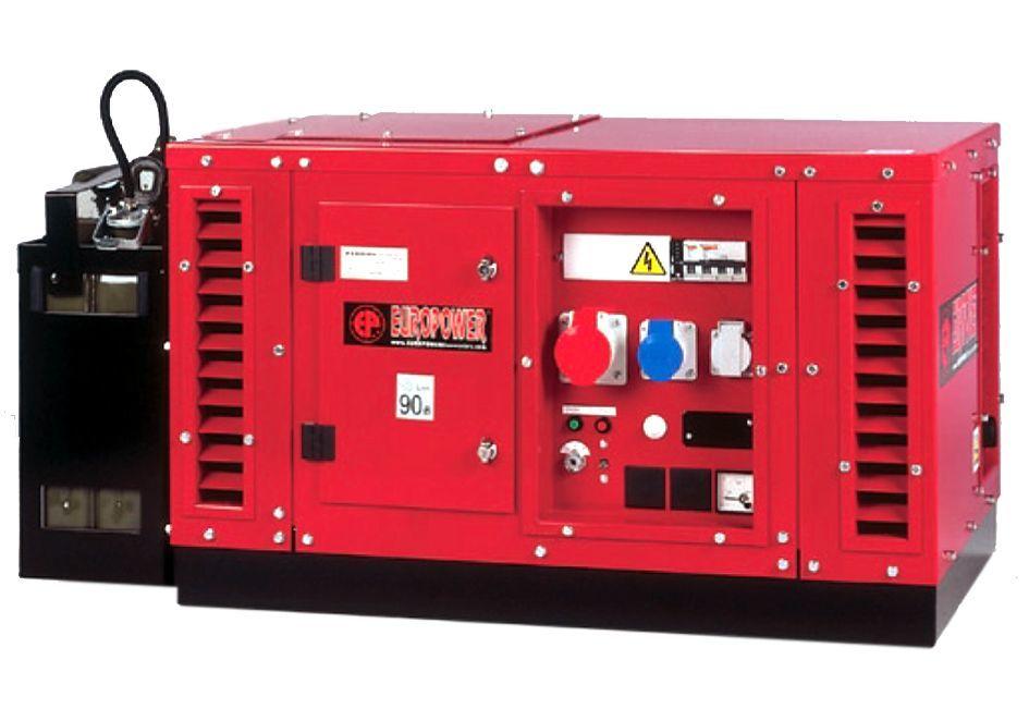 Генератор бензиновый Europower EPS 6000 E в Бодайбое