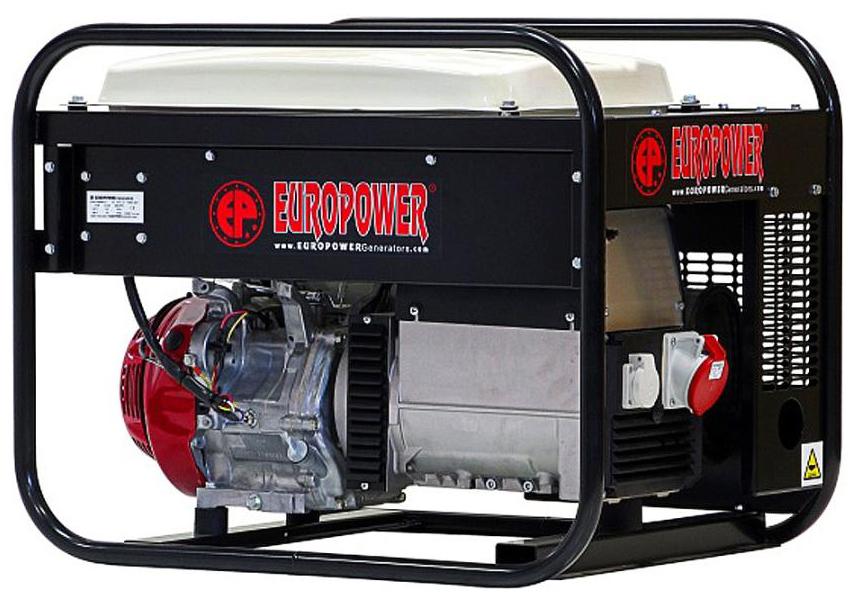 Генератор бензиновый Europower EP 6500 TLN в Бодайбое