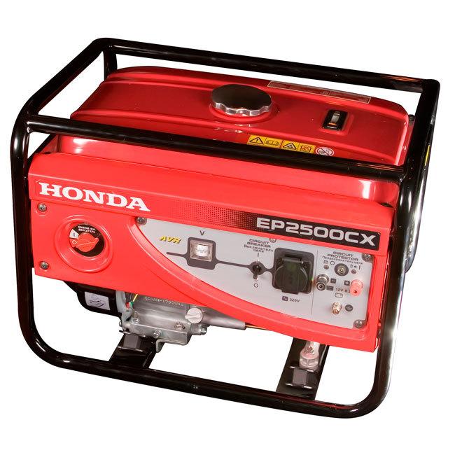 Генератор Honda EP2500CX в Бодайбое