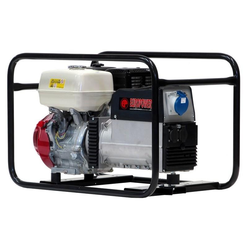 Генератор бензиновый Europower EP 7000 в Бодайбое