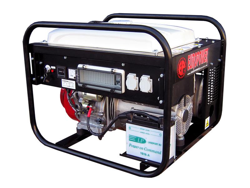 Генератор бензиновый Europower EP 7000 LE в Бодайбое