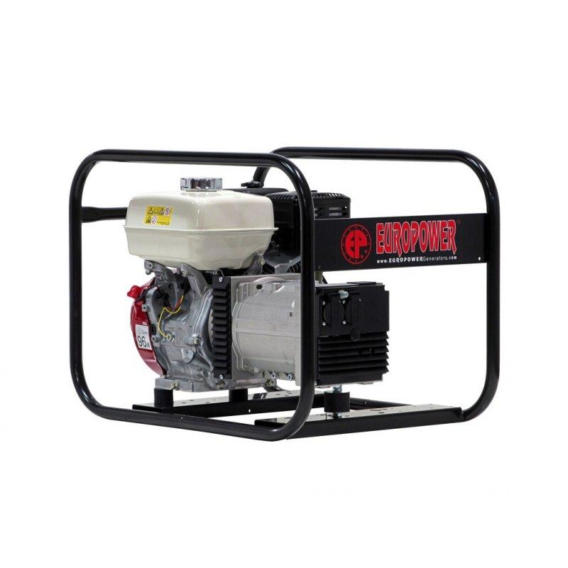 Генератор бензиновый Europower EP 4100E в Бодайбое