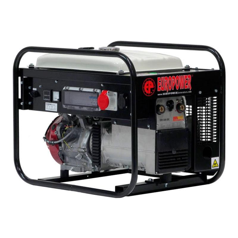 Генератор бензиновый сварочный Europower EP 200X DC в Бодайбое