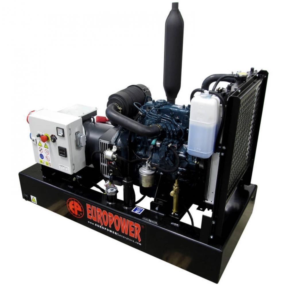 Генератор дизельный Europower EP 325 TDE в Бодайбое