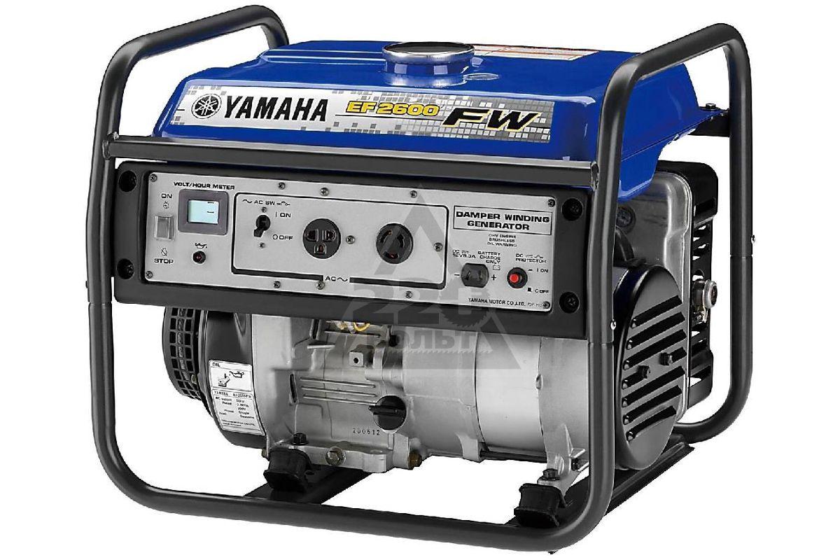 Генератор Yamaha  EF2600 в Бодайбое