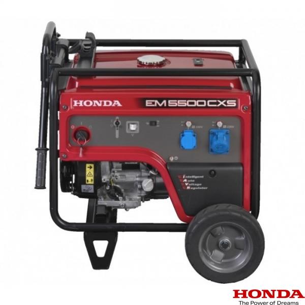 Генератор Honda EM5500 CXS 1 в Бодайбое