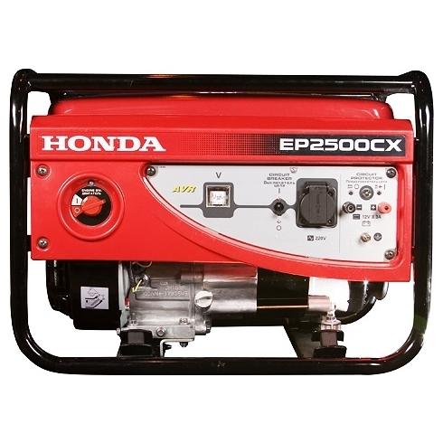 Генератор Honda EP2500 CX RR в Бодайбое