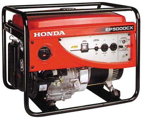 Генератор Honda EP5000 CX RG в Бодайбое
