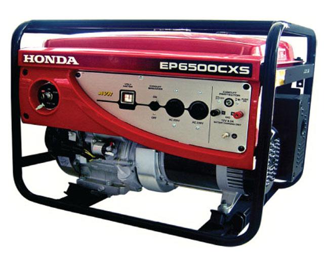 Генератор Honda EP6500 CXS в Бодайбое