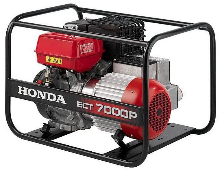 Генератор Honda EСТ 7000P в Бодайбое
