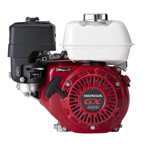 Двигатель Honda GX200 QX4 в Бодайбое