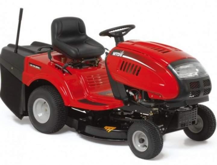 Садовый трактор MTD OPTIMA LE 175 H (SPECIAL) в Бодайбое