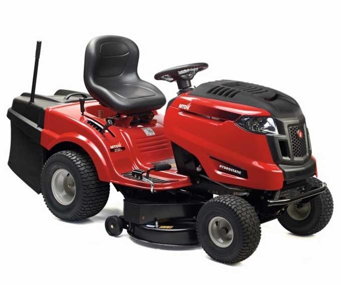 Садовый трактор MTD OPTIMA LN 165 H в Бодайбое